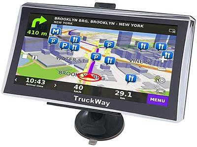 TruckWay GPS Pro Series Model 720