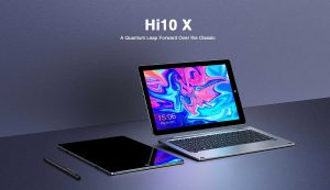CHUWI Hi10 X 2-in-1 Tablet