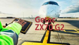 Getac ZX70 G2 Rugged Tablet