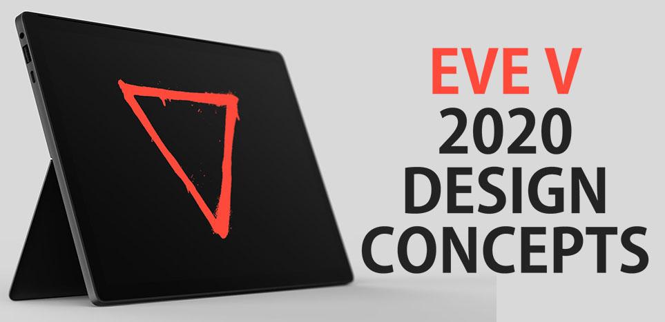 Eve V Design Concepts