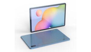 Samsung Galaxy Tab S7 Renders by OnLeaks