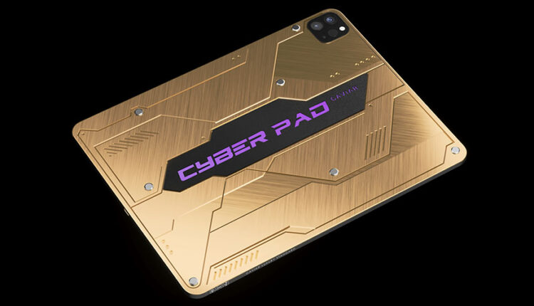 Caviar Cyberpad image2