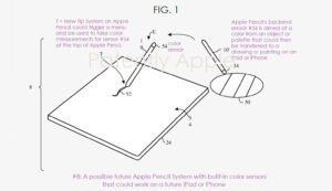 new Apple Pencil technology