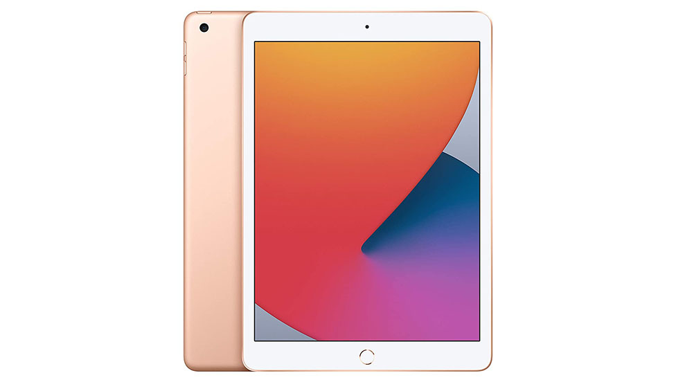 8th generation apple ipad gold