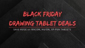 black friday drawing tablet deals