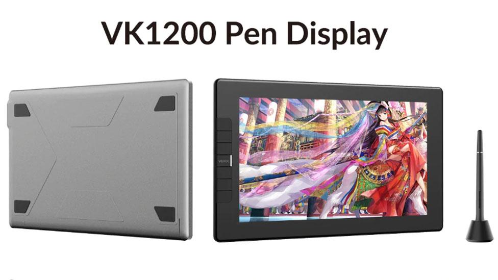 veikk vk1200 pen display
