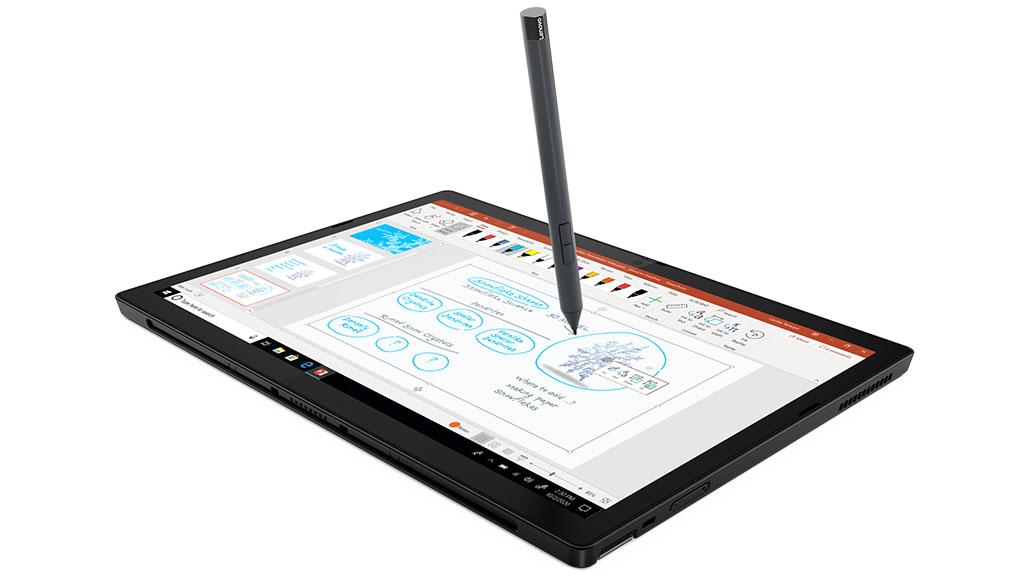 lenovo thinkpad x12 detachable with stylus