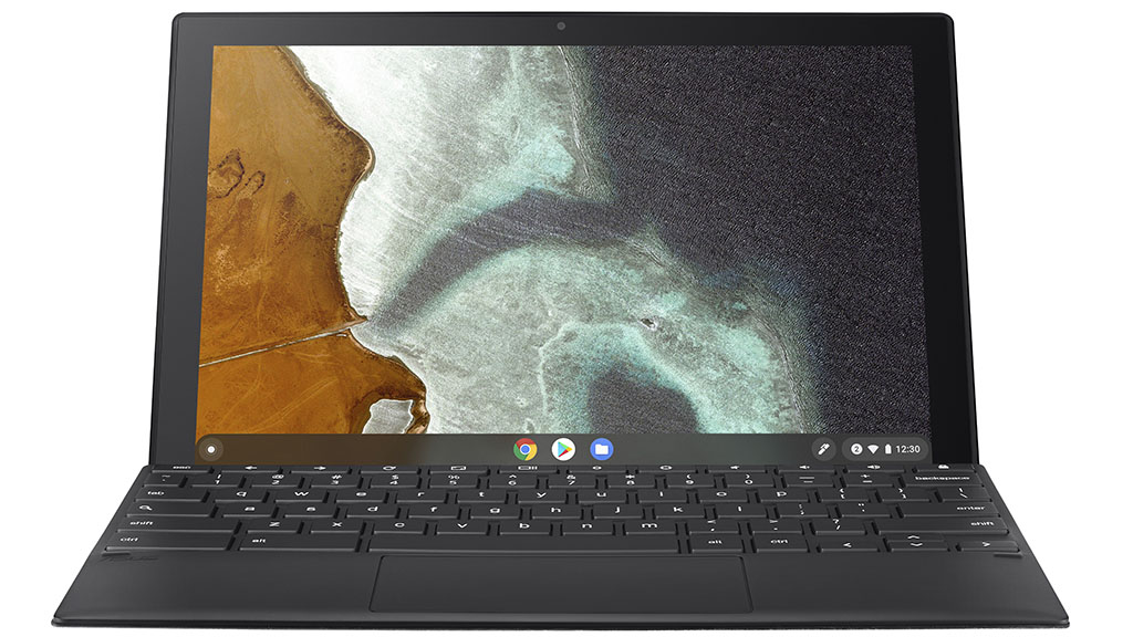 asus chromebook cm3000 with keyboard