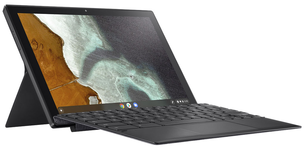 asus chromebook detachable cm3 with keyboard
