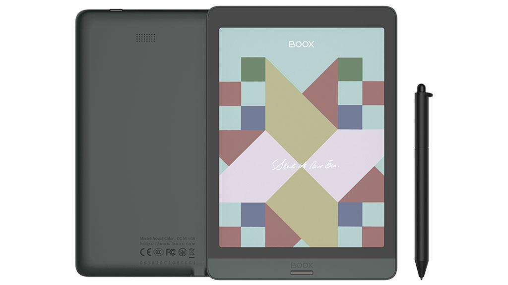 boox nova 3 color