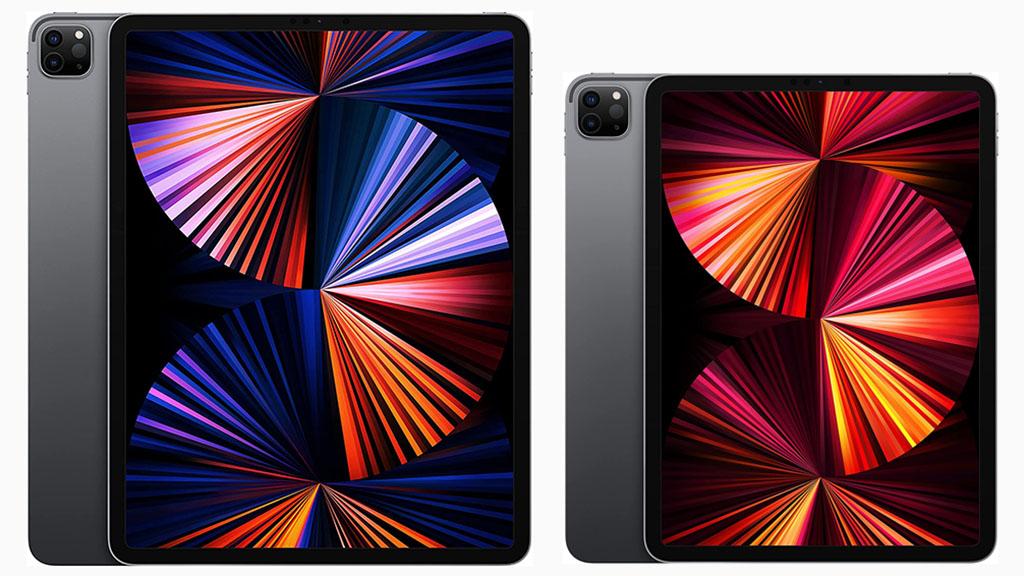 11 and 12.9 inch ipad pro 2021