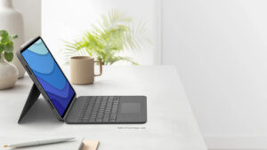 logitech launches combo touch