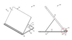 microsoft surface pro new patent