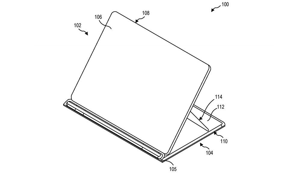 surface pro patent