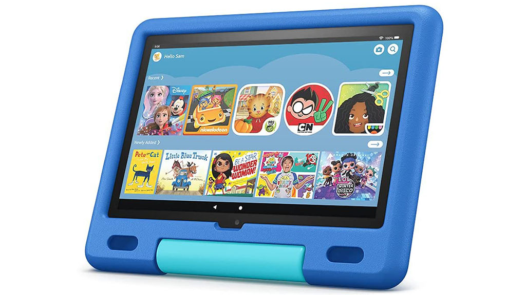 fire hd 10 kids 2021
