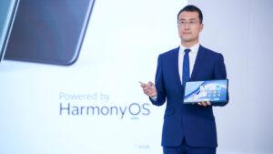huawei launches new harmonyos matepad pro