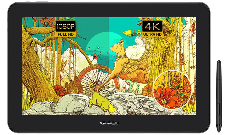 xp-pen artist pro 16tp