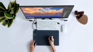 artisul unveils a1201 pen tablet