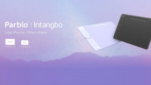 parblo launches intangbo pen tablets