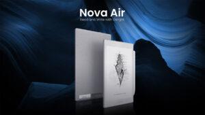boox launches nova air