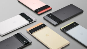 google to debut tensor with pixel 6 and 6 pro